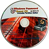 Recovery Boot Password Reset CD - Works with Windows 7 / XP / 2000 / 98 - NEW 2014 Version!