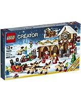 LEGO VILLAGE D'HIVER 10245 Santa's Workshop