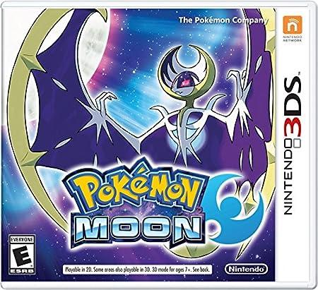 Pokémon Moon - 3DS [Digital Code]