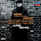 Alfred Brendel plays Haydn & Mozart (2 CDs)
