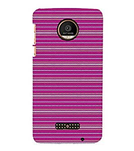 Woolen Art 3D Hard Polycarbonate Designer Back Case Cover for Motorola Moto Z Force :: Motorola Moto Z Force Droid