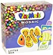 Loick Biowertstoff 160181 - PlayMais Mosaic Bastelset, Little Sea