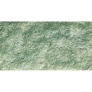Static Grass Flock Shaker, Light Green/50 cu. in.