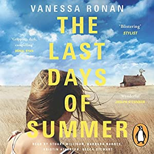 The Last Days of Summer Audiobook