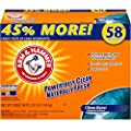 Arm & Hammer  33200-06523 Powder Laundry Detergent  Clean Burst  3.57 lbs (Pack of 5)