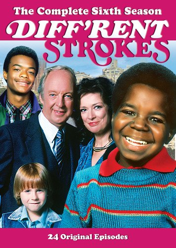 Diff\\\'rent Strokes: The Complete Sixth Season (Full Frame, 3 Pack, 3PC)