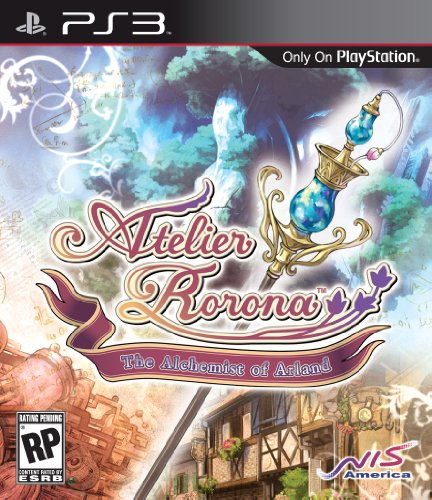 Atelier Rorona: The Alchemists Of Arland