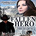 Fallen Hero (The Outsider Series, Book 2): With Exclusive Short Story: The Search Audiobook by Lorhainne Eckhart Narrated by Melissa Moran