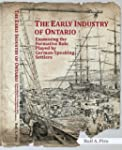 THE EARLY INDUSTRY OF ONTARIO - Exami...