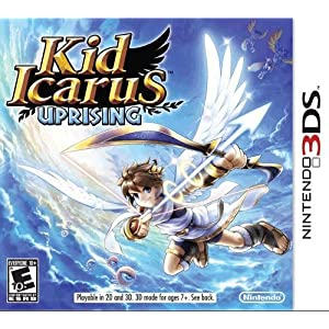 Kid Icarus Uprising Nintendo 3DS Game