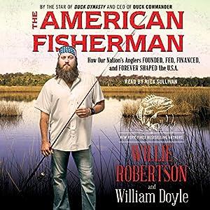 The American Fisherman Audiobook