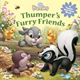Disney Bunnies: Thumper's Furry Friends (Touch-and-feel Book, A)