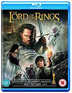 The Lord Of The Rings The Return Of The King Blu-Ray [UK-Import]