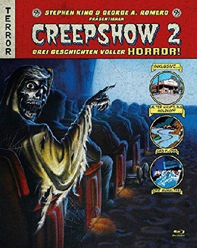 Creepshow 2 - Kleine Horrorgeschichten - Uncut [Blu-ray] [Special Edition]