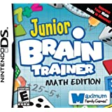 Junior Brain Trainer Math - Nintendo DS