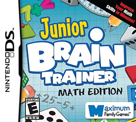 Junior Brain Trainer Math
