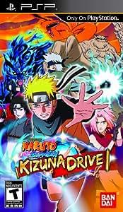 Naruto Shippuden: Kizuna Drive - PlayStation Portable Standard Edition