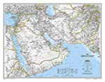 Middle East, laminated Wall Maps Coun...