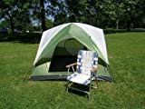 Search : Three-Person Camping Dome Tent 7 Feet X 7 Feet One Touch Set Up