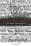 First Nations? Second Thoughts (0773520708) by Flanagan, Tom
