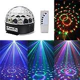 CroLED RGB Lasereffekt Projektor - Disco DJ Stage Lighting...