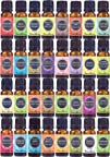 Ultimate Aromatherapy 100% Pure Therapeutic Grade Essential Oils Set (Essential Oil Gift Pack)- 32/…