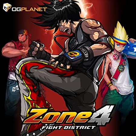 Zone 4: Fight District [Game Connect]
