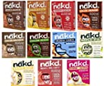 Nakd Fruit & Nut Bars Mixed Case (44...