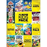 Cover art for  10-Movie Kids Pack V.4