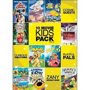 10-Movie Kids Pack 4 [Import]