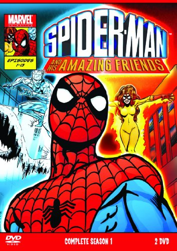 Spider-Man & His Amazing Friends Complete Season 1 [DVD]