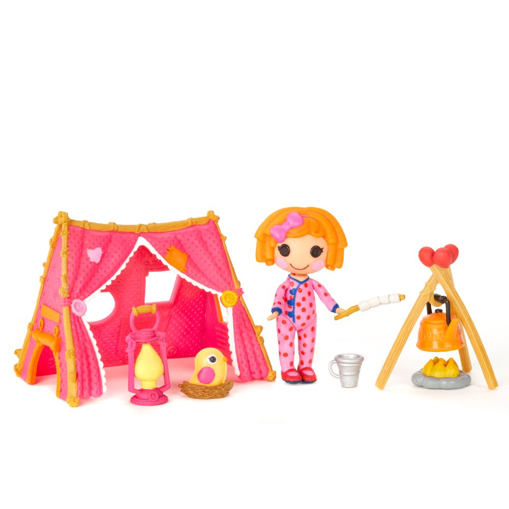 Lalaloopsy Mini Dolls Playset Packs - Diary of a Dollhouse