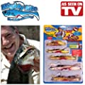 Mighty Bite Special Edition Kit Lures As Seen On TV Fishing Fresh & Salt by FUTURE OF FISHING