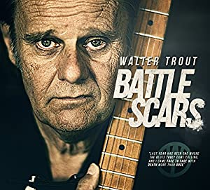 Battle Scars (Digipak)