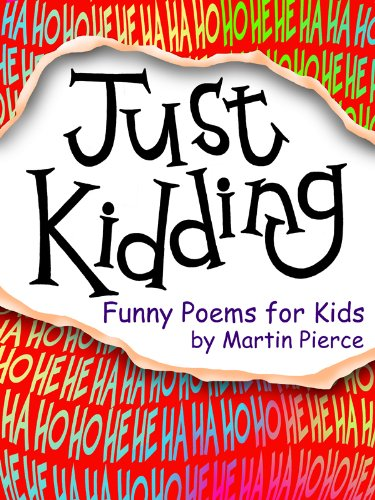 Just Kidding - funny poems for kids (Kids Poetry compare prices)