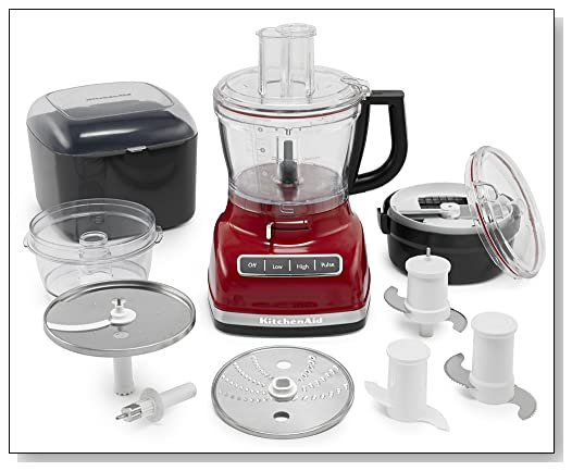 KitchenAid KFP1466ER Accessories
