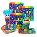 Costume Supercenter BBKIT106 A Year To Celebrate 18Th Birthday Standard Kit