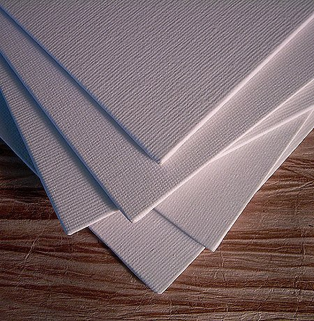 Canvas panels 8 x 10 inch (pack of 12)