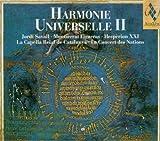echange, troc  - Harmonie Universelle 2 Cd Catalogue Alia Vox 2004