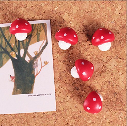 adecco-llc-pack-of-20-cute-red-mushroom-push-pin-for-markinghanging-posters-and-pictures-by-adecco-l