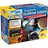 Lisciani Giochi - F44511 - Jeu Scientifique - Le Systeme Solaire