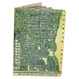 Seattle Map Travel Passport Holder