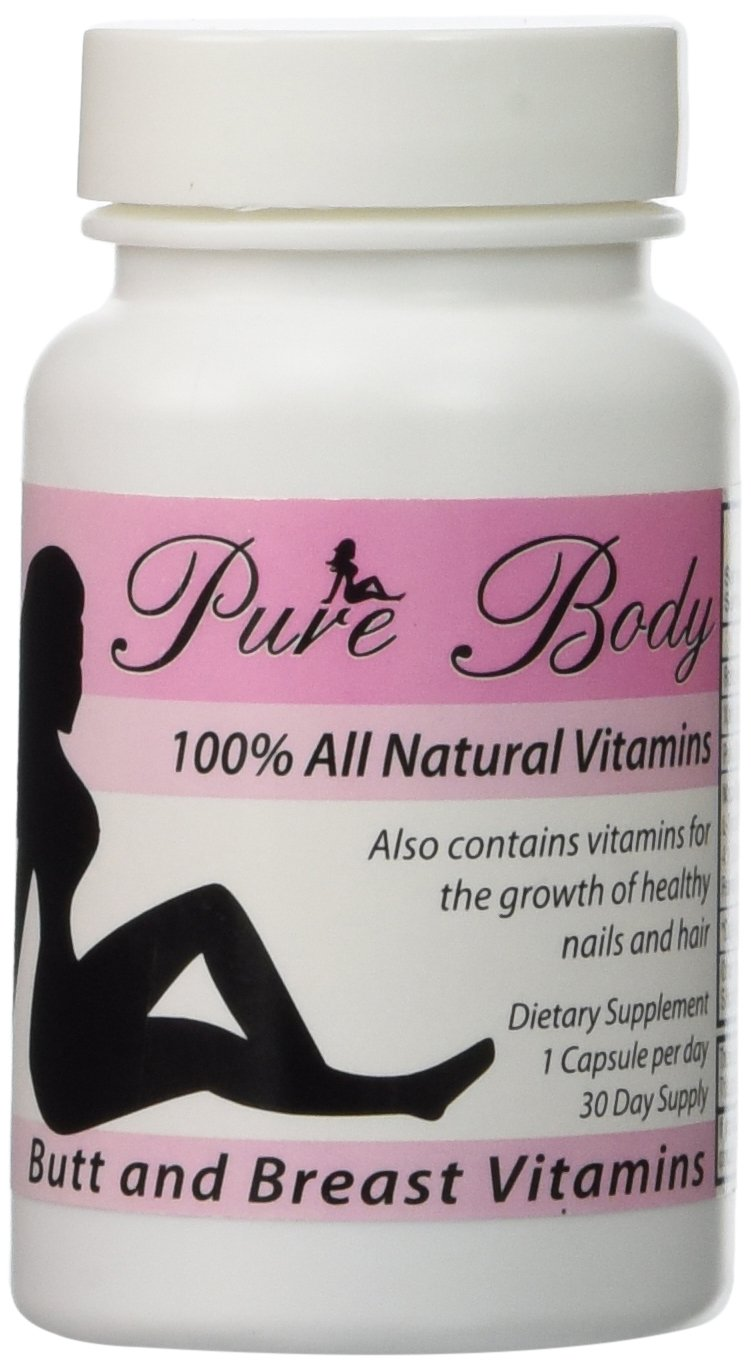Natural vitamins for breast growth