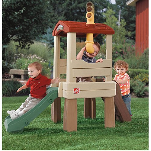 Toddler Outdoor Playset For Toddlers Indoor Climber Kitchen Playsets Kids Slides And Climbers Playhouse Slides Play Pretend Set Toy Girls Kid Toys Plastic NEW (Indoor Playhouse And Slide compare prices)