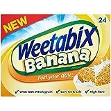 Weetabix Banana Biscuits 24 (Pack of 5)
