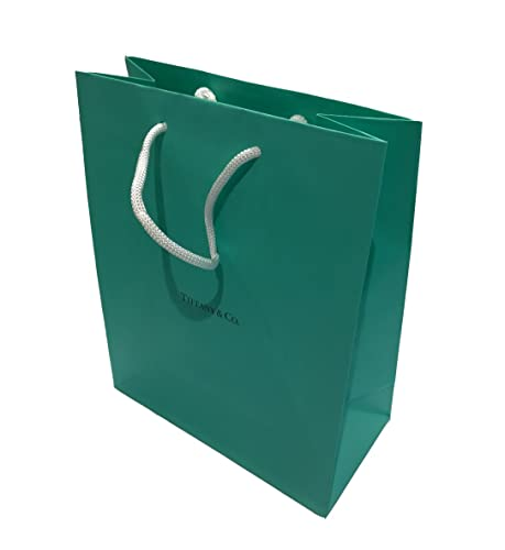 Tiffany & Co. Authentic Paper Gift Bag (size