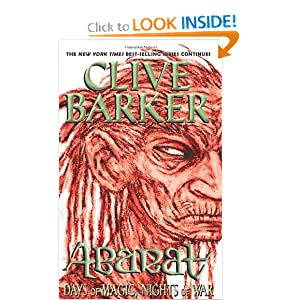Abarat: Days of Magic, Nights of War by Clive Barker