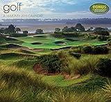 Golf Wall Calendar (2015)