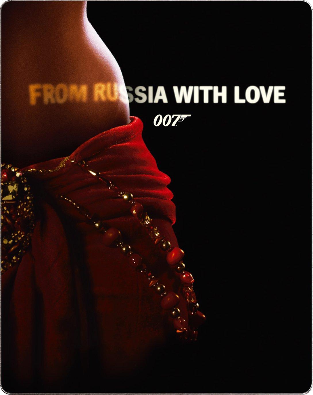 ロシアより愛をこめて スチールブック仕様