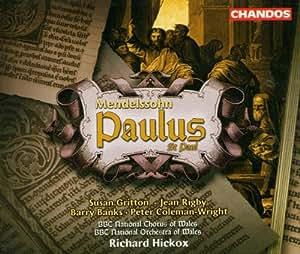 Paulus, Oratorio